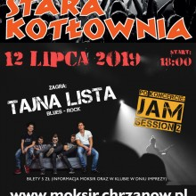 TAJNA LISTA + JAM SESSION 2